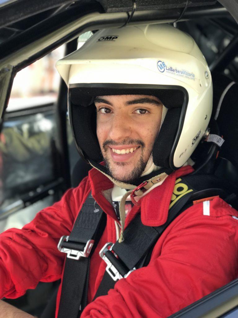 Giorgio Mangano, vincitore del primo Evento Akademy