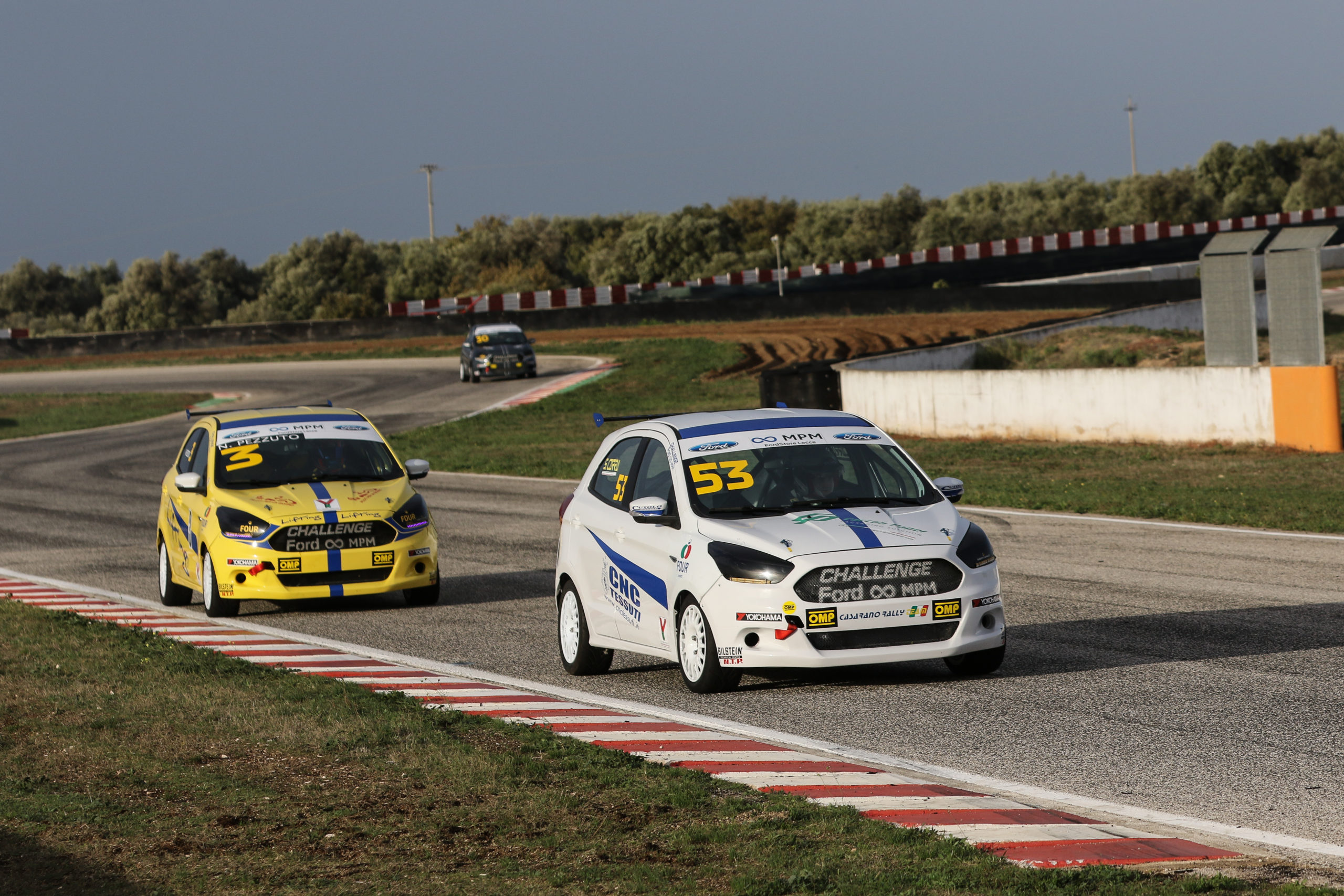 Il Challenge Ford MPM sbarca al Trofeo del Levante