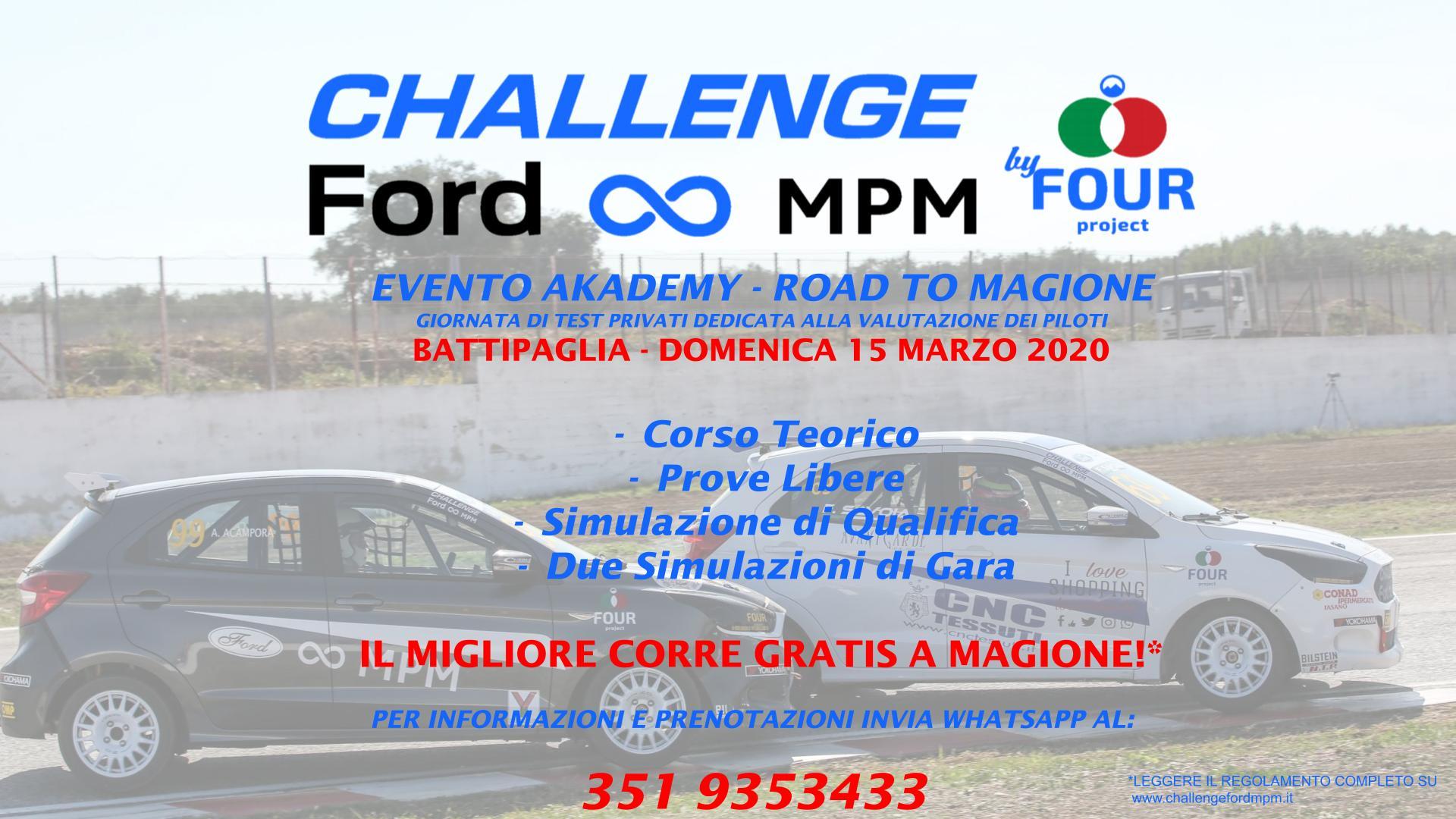 Evento Akademy – Road to Magione